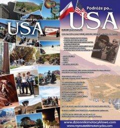 Ulotka - wyjazdy do USA