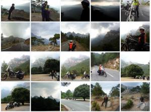 Alpy i Korsyka 2012
