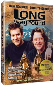 Long Way Round (TV mini-series 2004)