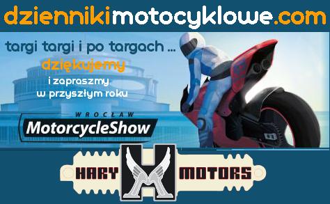Wrocław Motorcycle Show 2012 - dziękujemy
