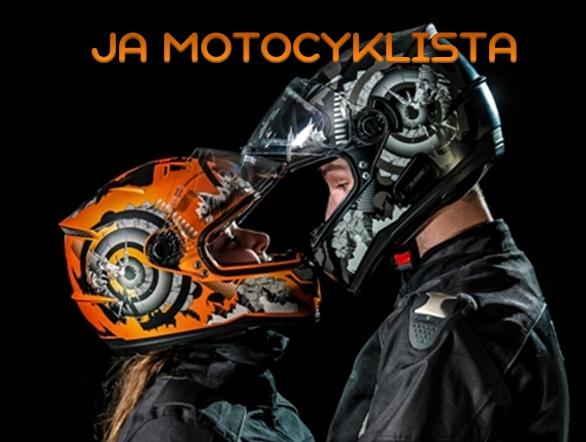 JA MOTOCYKLISTA
