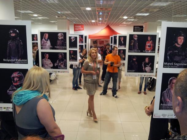 JA MOTOCYKLISTA - Wystawa - Warszawa 12-07-2012