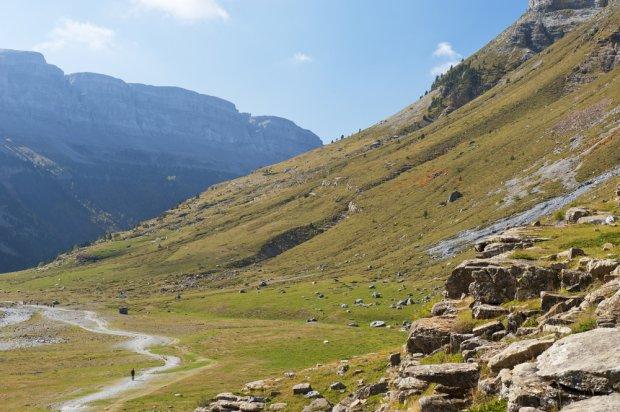 Hiszpania - Pireneje, Park Monte Perdido/shutterstock